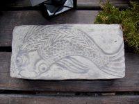 Pflasterstein Fisch