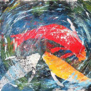 Tanz der Fische